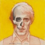 Roger Daltrey, by Allen Jones, 1981 - NPG  - © Allen Jones / National Portrait Gallery, London