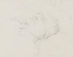 Walter de la Mare, by Patrick George, 1956 - NPG  - © National Portrait Gallery, London