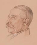 Sir Edward Elgar, Bt, by Sir William Rothenstein, circa 1919 - NPG  - © National Portrait Gallery, London