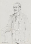 William Willoughby Cole, 3rd Earl of Enniskillen, by Frederick Sargent, 1870s or 1880s? - NPG  - © National Portrait Gallery, London