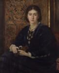 Caroline Blanche Elizabeth (née FitzRoy), Lady Lindsay, by Joseph Middleton Jopling, 1874 - NPG  - © National Portrait Gallery, London