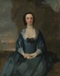 Flora Macdonald, by Richard Wilson, 1747 - NPG  - © National Portrait Gallery, London