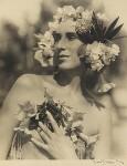 Margaret Morris, by Fred Daniels, 1922 - NPG  - © Estate of Fred Daniels / National Portrait Gallery, London