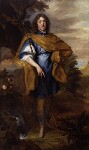 Lord George Stuart, 9th Seigneur of Aubigny, by Sir Anthony van Dyck, circa 1638 - NPG  - © National Portrait Gallery, London