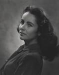Dame Elizabeth Taylor, by Yousuf Karsh, 1946 - NPG  - © Karsh / Camera Press