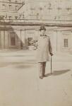 Oscar Wilde, probably by Lord Alfred Bruce Douglas, Spring 1900 - NPG  - © National Portrait Gallery, London
