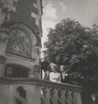 Wallis, Duchess of Windsor; Prince Edward, Duke of Windsor (King Edward VIII), by Cecil Beaton, 1937 - NPG  - © V&A Images