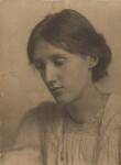 Virginia Woolf, by George Charles Beresford, July 1902 - NPG  - © National Portrait Gallery, London