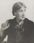 Virginia Woolf, by Man Ray, 27 November 1934 - NPG  - © Man Ray Trust/ADAGP, Paris and DACS, London 2018