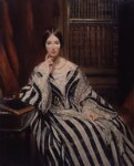 Angela Burdett-Coutts, Baroness Burdett-Coutts, by Unknown artist, circa 1840 - NPG  - © National Portrait Gallery, London