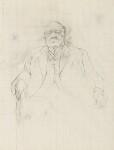 Winston Churchill, by Graham Vivian Sutherland, 1954 - NPG  - © National Portrait Gallery, London