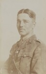 Wilfred Owen, by John Gunston, 1916 - NPG  - © National Portrait Gallery, London