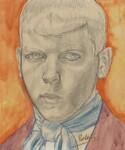 William Roberts, by William Roberts, circa 1912-1913 - NPG  - © William Roberts Society