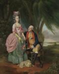 Mary Wilkes; John Wilkes, by Johan Joseph Zoffany, exhibited 1782 - NPG  - © National Portrait Gallery, London