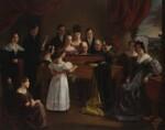 The Novello Family, by Edward Petre Novello, circa 1830 - NPG  - © National Portrait Gallery, London