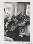 The Bevans (Aneurin Bevan; Jennie Lee; Karol Keres; Pietro Nenni), by Henri Cartier-Bresson, 1957 - NPG  - © Henri Cartier-Bresson / Magnum Photos