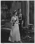 Queen Elizabeth II; Prince Philip, Duke of Edinburgh, by Yousuf Karsh, 1966 - NPG  - © Karsh / Camera Press