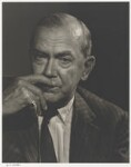 Graham Greene, by Yousuf Karsh, 1964 - NPG  - © Karsh / Camera Press