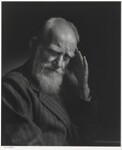 George Bernard Shaw, by Yousuf Karsh, 1943 - NPG  - © Karsh / Camera Press