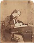Charles Dickens, by (George) Herbert Watkins, 1858 - NPG  - © National Portrait Gallery, London