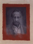Derek Jarman ('Seer'), by Michael Clark, 1993 - NPG  - © Michael Clark