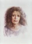 Dame Anita Roddick, by Sara Rossberg, 1995 - NPG  - © National Portrait Gallery, London