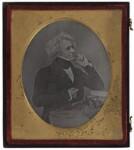 Sir John Frederick William Herschel, 1st Bt, by John Jabez Edwin Mayall, circa 1848 - NPG  - © National Portrait Gallery, London