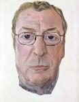 Michael Caine, by James Hague, 1998 - NPG  - © National Portrait Gallery, London