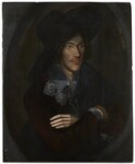 John Donne, by Unknown English artist, circa 1595 - NPG  - © National Portrait Gallery, London