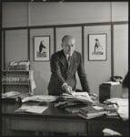 Sir Allen Lane, by John Gay, published November 1947 - NPG  - © National Portrait Gallery, London