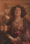 Lady Ottoline Morrell, by Baron Adolph de Meyer, circa 1907 - NPG  - © National Portrait Gallery, London