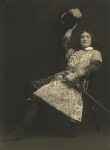Lillah McCarthy in 'Twelfth Night', by Malcolm Arbuthnot, November 1912 - NPG  - © estate of Malcolm Arbuthnot