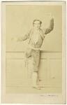 Señor Donato, by L. Haase & Co, 1860s - NPG  - © National Portrait Gallery, London