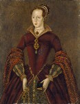 Lady Jane Grey, by Unknown artist, circa 1590-1600 - NPG  - © National Portrait Gallery, London