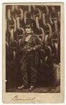 Isambard Kingdom Brunel, by Robert Howlett, published by  London Stereoscopic & Photographic Company, November 1857 - NPG  - © National Portrait Gallery, London