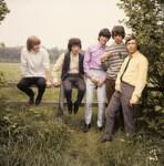 The Rolling Stones (Brian Jones; Bill Wyman; Keith Richards; Mick Jagger; Charlie Watts), by Michael Ward, 1964 - NPG  - © Michael Ward Archives / National Portrait Gallery, London
