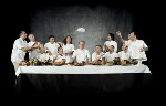 Chefs' Last Supper, by John Reardon, 2003 - NPG  - © John Reardon