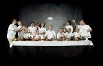 Chefs' Last Supper, by John Reardon, 2003 - NPG  - © John Reardon
