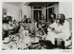 The Beatles with Maharishi Mahesh Yogi, by Philip Townsend, 31 August 1967 - NPG  - © Philip Townsend Archive