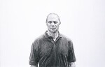 Steve Redgrave, by Dryden Goodwin, 2006 - NPG  - © National Portrait Gallery, London