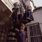 The Jam (Bruce Foxton; Paul Weller; Rick Buckler), by Eric Watson, 1982 - NPG  - © Eugene and Willa Watson / National Portrait Gallery, London