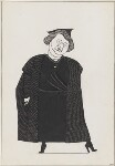 Lilian Mary Baylis, by Powys Evans, 1924 - NPG  - © estate of Powys Evans