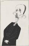 James Edward Hubert Gascoyne-Cecil, 4th Marquess of Salisbury, by Powys Evans, 1923 - NPG  - © estate of Powys Evans