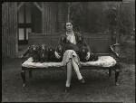Elizabeth (née Vlasto), Countess of Northesk, by Bassano Ltd, 15 February 1934 - NPG  - © National Portrait Gallery, London