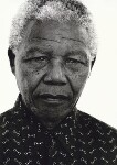 Nelson Mandela, by Jillian Edelstein, 6 February 1997 - NPG  - © Jillian Edelstein / Camera Press