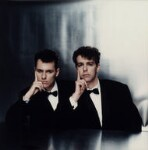 Pet Shop Boys (Chris Lowe; Neil Tennant), by Cindy Palmano, 1987 - NPG  - © Parlophone Records/Pet Shop Boys Partnership Ltd