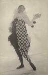 Cavendish Morton as Pierrot, by Cavendish Morton, 1900s - NPG  - © National Portrait Gallery, London