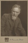 George Bernard Shaw, by James Craig Annan, 1910 - NPG  - © National Portrait Gallery, London