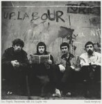 John Mayall & the Bluesbreakers (John Mayall; John McVie; Hughie Flint) and Eric Clapton, by David Wedgbury, 1966 - NPG  - © National Portrait Gallery, London
