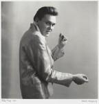 Billy Fury, by David Wedgbury, 1961 - NPG  - © National Portrait Gallery, London